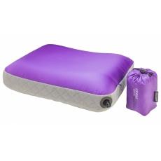 Cocoon nafukovací polštář Ultralight Air-Core L purple