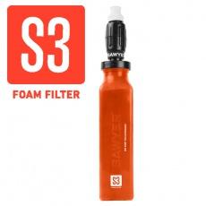 Vodní cestovní filtr Sawyer S3 Foam Filter