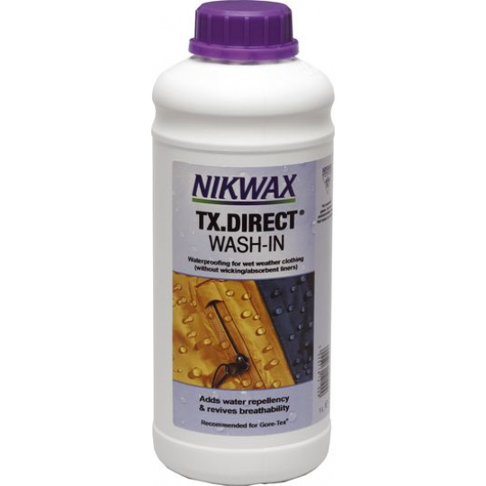 Impregnace Nikwax TX.DIRECT WASH IN 1000 ml.