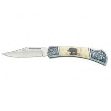Joker nůž s motivem kance 70 mm