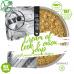 Krémová Pórková Polévka s cibulí, sýrem Pecoríno a cizrnou Lyo Food