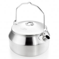 Konvice GSI Outdoors Glacier Stainless Tea Kettle 1l