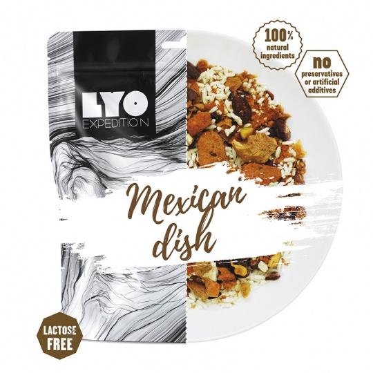 LYOFood Mexická pánev 500g velká porce