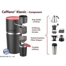 Kávovar Cafflano® KlassicNLACK