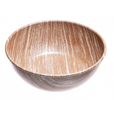 Miska Alb Collection Wood Antiadhez PTFE - Dřevo