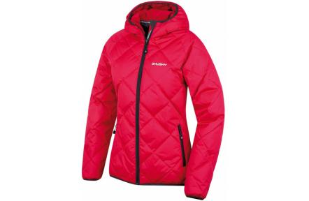 Dámská sportovní péřová bunda   Form L růžová, L