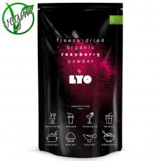 Maliny v prášku Lyo Food