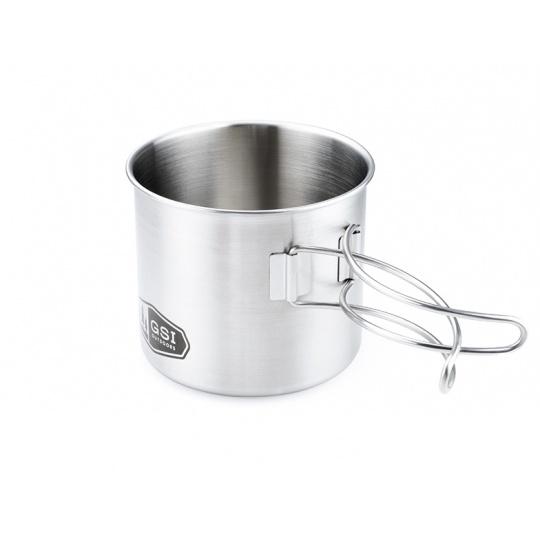 Hrnek GSI Outdoors Glacier Stainless Bottle Cup/Pot 530 ml.