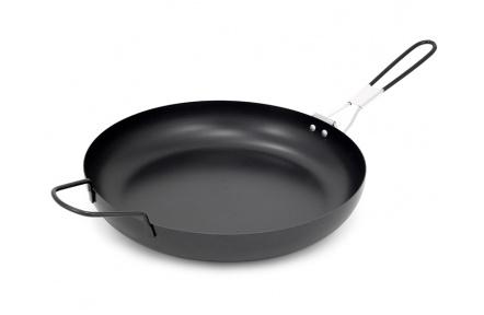 """Ocelová pánvička GSI Steel Frypan 9"""""""