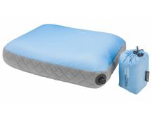 Cocoon nafukovací polštář Ultralight Air-Core L light blue