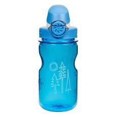 Láhev Nalgene OTF Kids - Blue / Forest 0,375L
