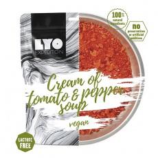 LYOFood Krémová rajská polévka s pepřem 370 g