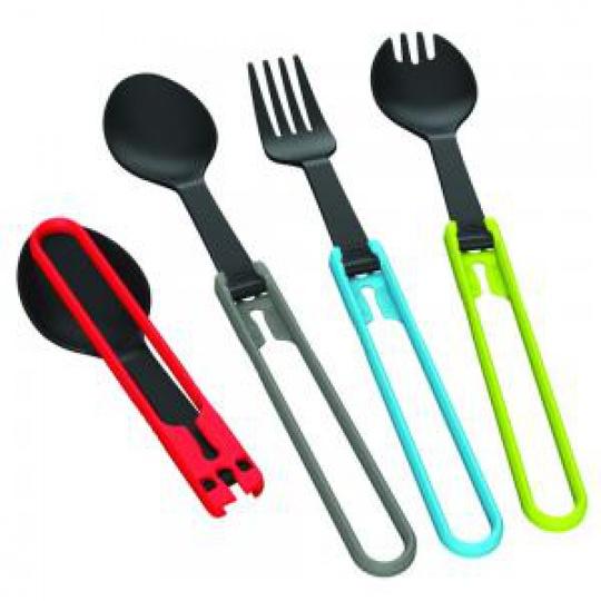 Příbor MSR Folding Utensil Spoon