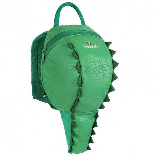 Dětský batoh LittleLife Animal Toddler Backpack Crocodile