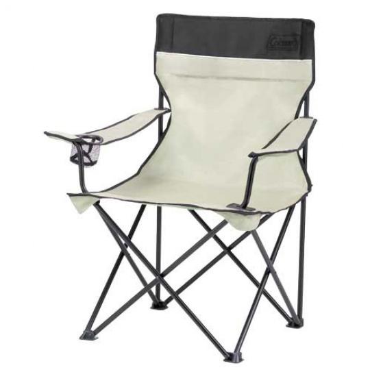 Kempinkové křeslo Coleman Standard Quad chair (khaki)