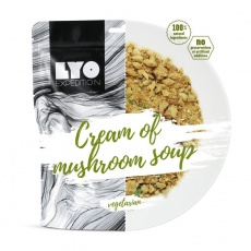 LYOFood Krémová houbová polévka 370g