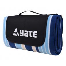 Pikniková deka Yate s Alu fólií vzor A 150 x 130 cm