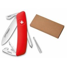 Swiza kapesní nůž D04 Standard red dárkové balení