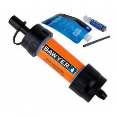 Vodní cestovní filtr Sawyer SP128 Mini Filter Orange
