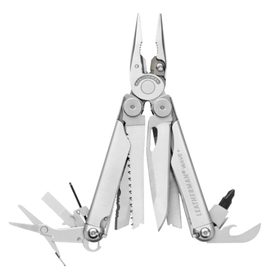 Multitool Leatherman ® WAVE Plus