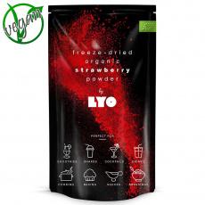 Jahody v prášku Lyo Food