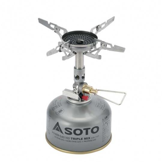 Vařič Soto WindMaster OD-1RXN