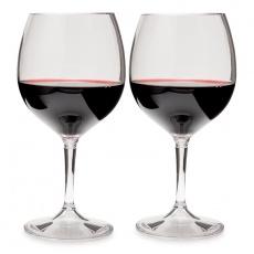 Sada Sklenic GSI Outdoors Nesting RED Wine Glass