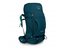 Dámský turistický batoh Osprey Kyte 66 Icelake Green