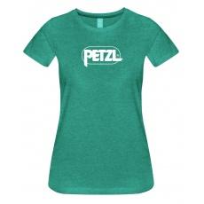 Dámské Tričko Petzl Eve S zelený