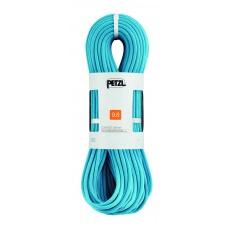 Jednoduché Lano Petzl Contact 9,8 60m sv. modré