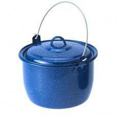 Gsi outdoors Convex Kettle; 2,8l; blue