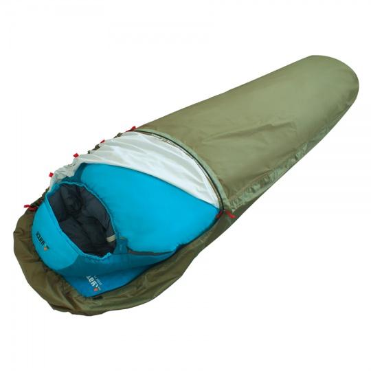 Bivakovací vak Yate Bivak Bag Zip na obou stranách