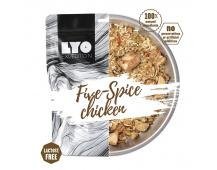 LYOFood Kuře pěti chutí s rýží 500g velká porce