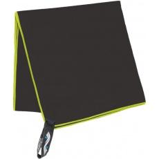 Ručník Personal XL tmavé šedý