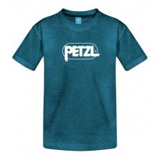 Tričko Petzl Adam L modrý