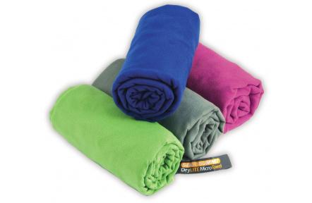 Ručník Sea To Summit Drylite Towel Antibacterial vel. XL
