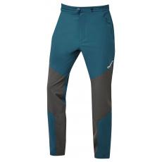 Montane ALPINE EDGE PANTS-REG LEG-NARWHAL BLUE-M pánské kalhoty modré