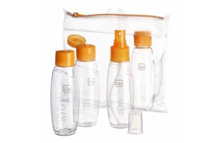 Go Travel sada lahviček Cabin Bottle Set