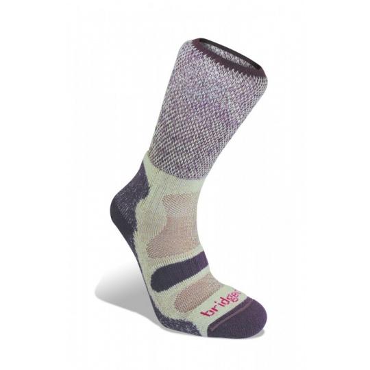 Ponožky Bridgedale Cool Fusion Llight Hiker Womenś