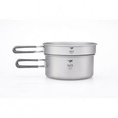 Titanová dvoudílná sada na vaření Keith Cook Set