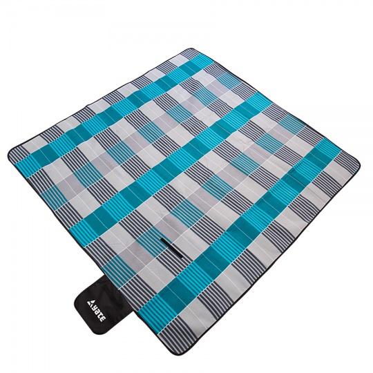 Pikniková deka Yate Fleece s PEVA folií 200x200 cm