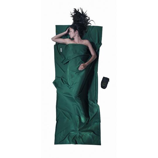 Cocoon spacáková přikrývka moss green