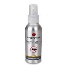 Repelent Lifesystems Expedition 50 + Spray 50ml