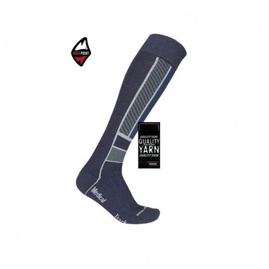 Ponožky High Point Glacier Merino