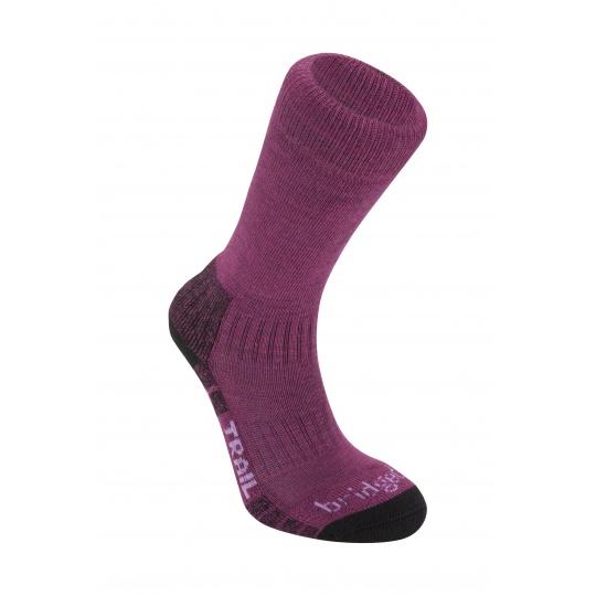 Ponožky Bridgedale WoolFusion Trail Women´s