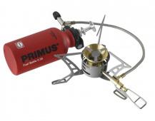 Primus OMNILITE Ti + ZDARMA kartuše PowerGas 250 a 1L paliva Primus Power Fuel