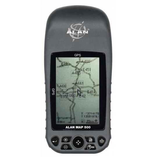 Alan GPS Map 500