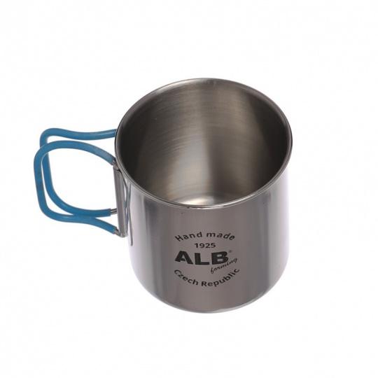 Hrnek Alb 400 ml. nerez