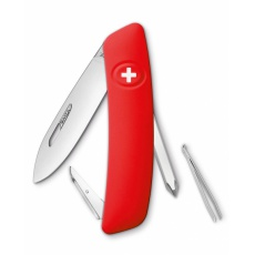 Swiza kapesní nůž D02 Standard red