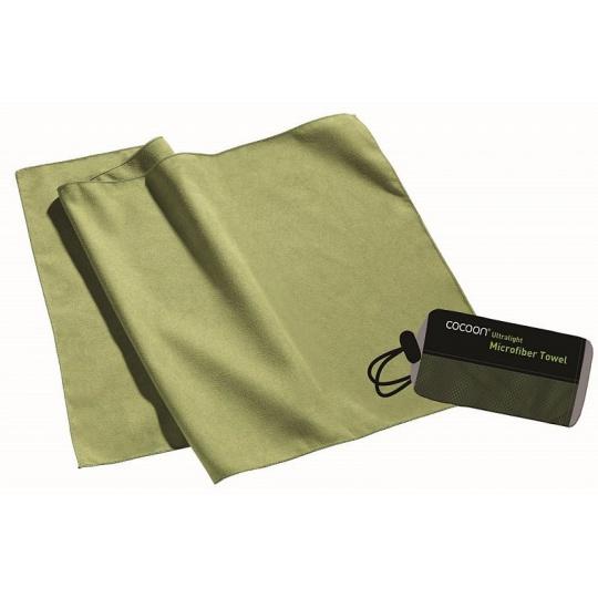 Cocoon ultralehký ručník XL wasabi
